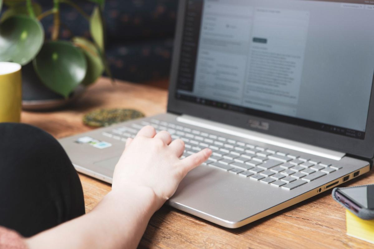 Wat is een website footer