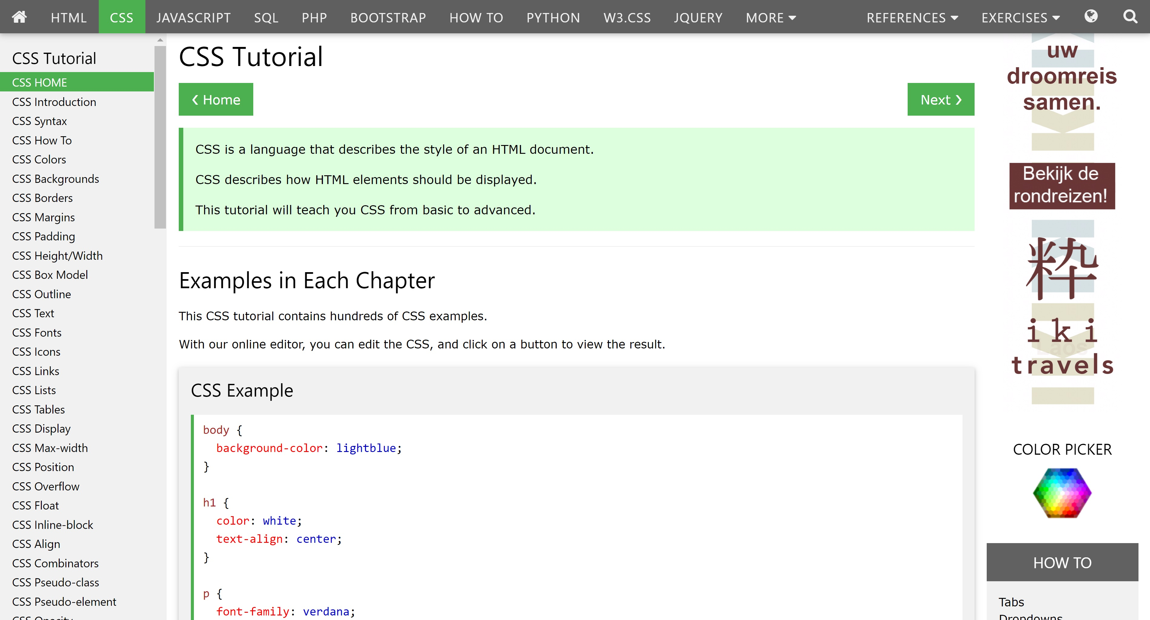 Met CSS en HTML je WordPress website aanpassen