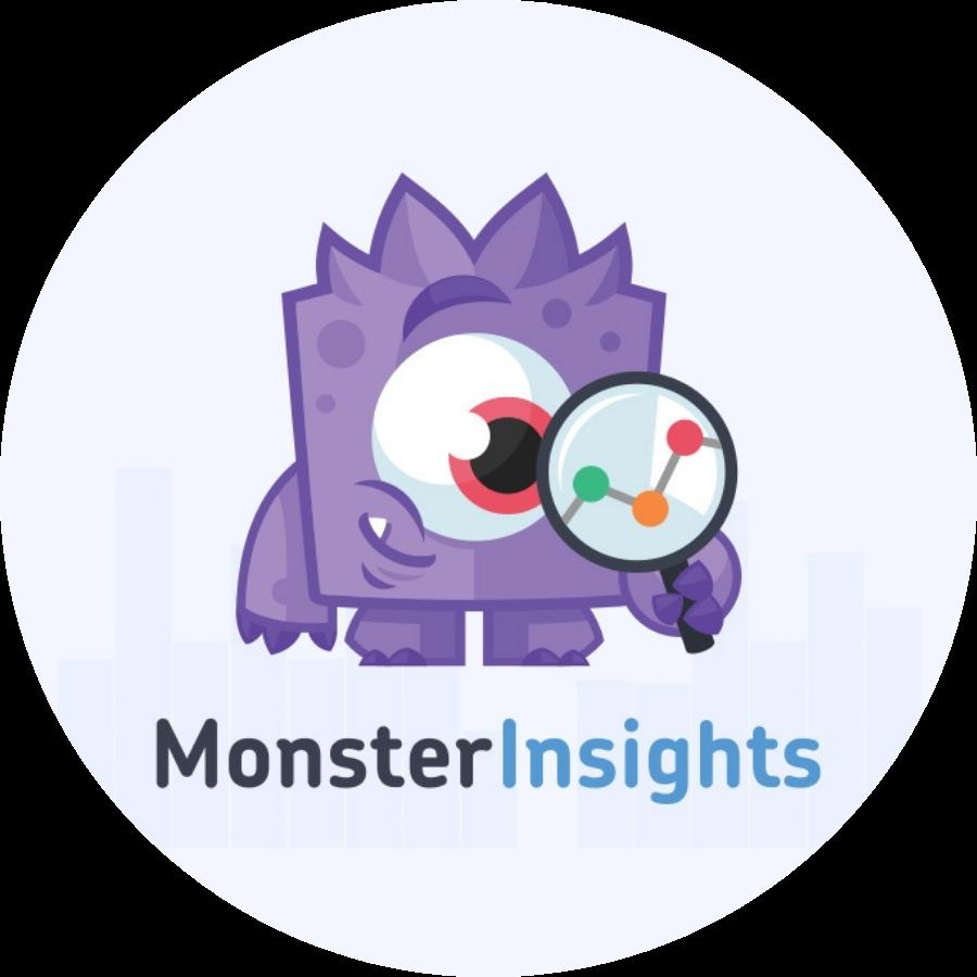 Google analytics koppelen aan je website met Monsterinsights