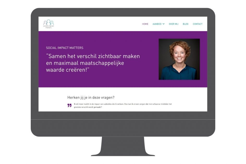 WordPress Website: Maximaal maatschappelijke waarde creëren