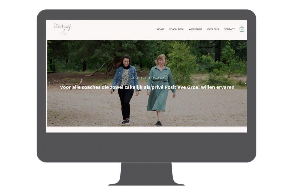 WordPress Website voor leefstijl coaches